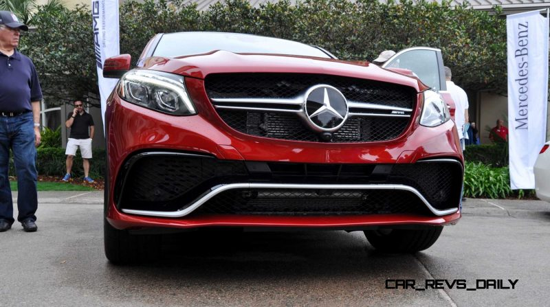 2016 Mercedes-AMG GLE63 31