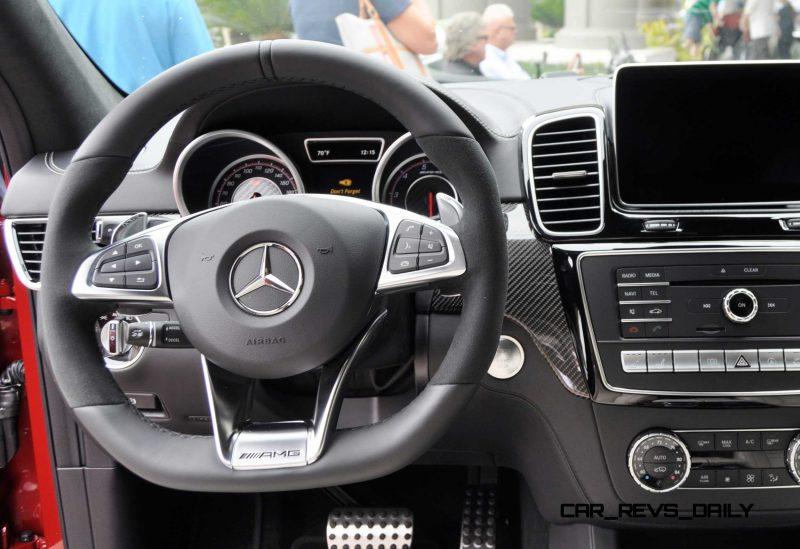 2016 Mercedes-AMG GLE63 6