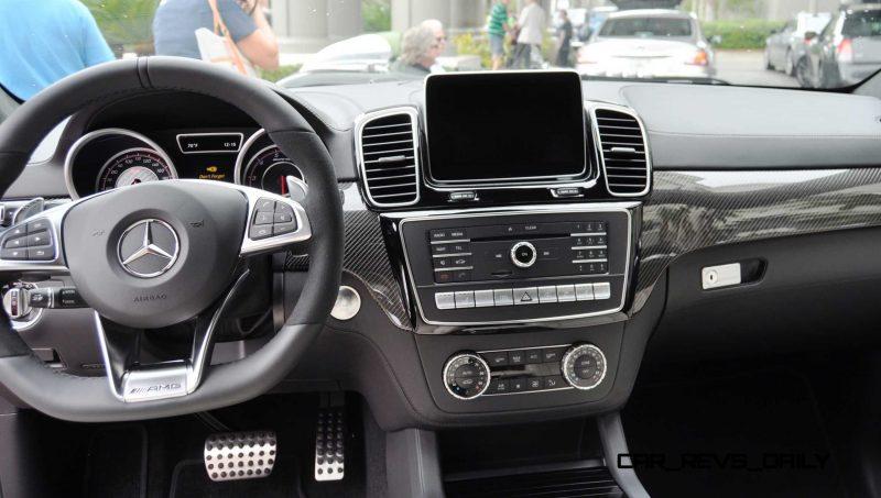 2016 Mercedes-AMG GLE63 7