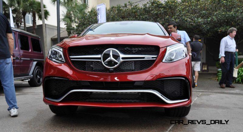 2016 Mercedes-AMG GLE63 72