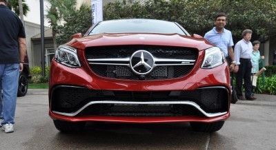 2016 Mercedes-AMG GLE63 73