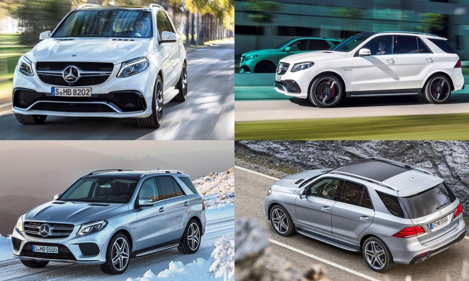 All Types mercedes ml 2016 : 2016 Mercedes-Benz GLE-Class