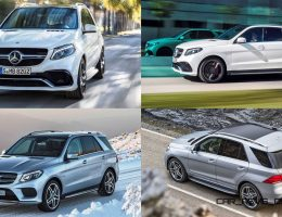 2016 Mercedes-Benz GLE-Class Revealed – Six Engines + New Style and Tech To Replace ML-Class SUV