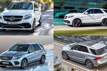 2016 Mercedes-Benz GLE-Class Revealed - Six Engines + New Style and Tech To Replace ML-Class SUV