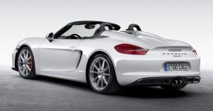 2016 Porsche Boxster Spyder 1