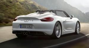 2016 Porsche Boxster Spyder 11
