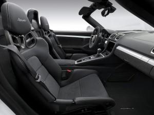 2016 Porsche Boxster Spyder 2
