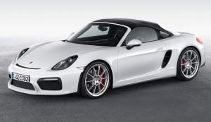 2016 Porsche Boxster Spyder 3