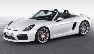 2016 Porsche Boxster Spyder 4