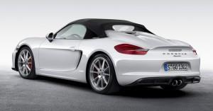 2016 Porsche Boxster Spyder 5