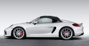 2016 Porsche Boxster Spyder 6