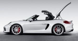 2016 Porsche Boxster Spyder 8