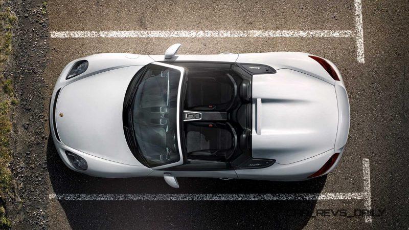2016 Porsche Boxster Spyder 9
