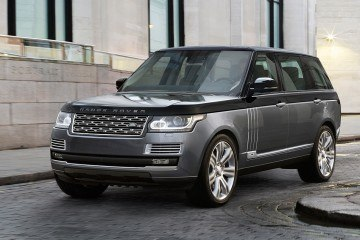 550HP 2016 Range Rover SVAutobiography Headlines Updated RR Lineup