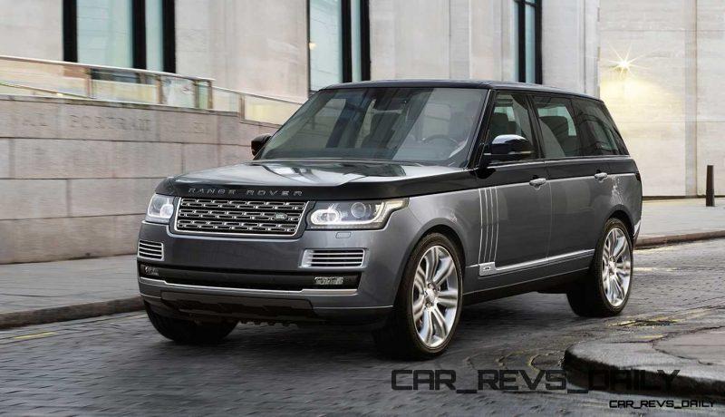 2016 Range Rover SVAutobiography 1