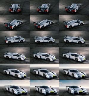 2016 Scuderia Cameron Glickenhaus SCG003C Competizione 105