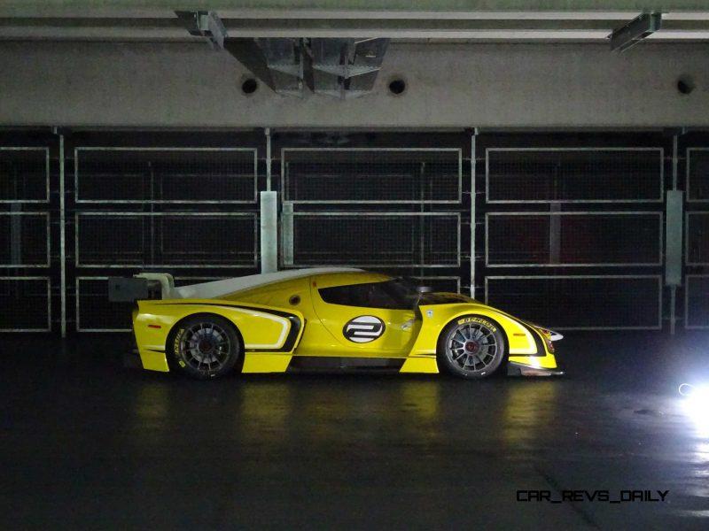 2016 Scuderia Cameron Glickenhaus SCG003C Competizione 112