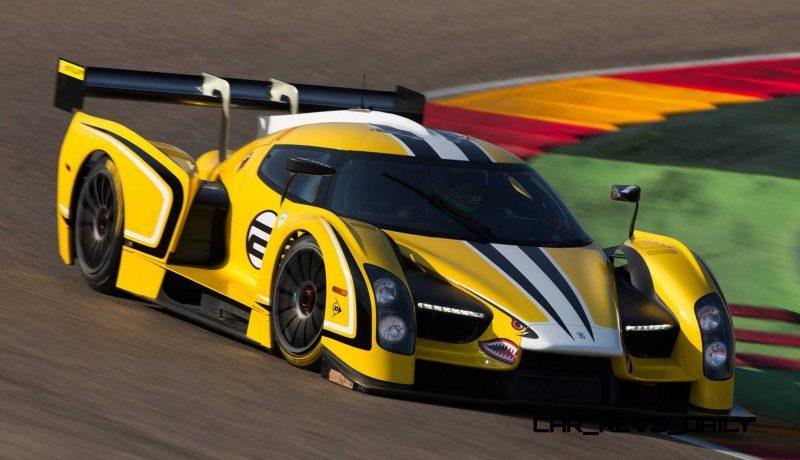 2016 Scuderia Cameron Glickenhaus SCG003C Competizione 29