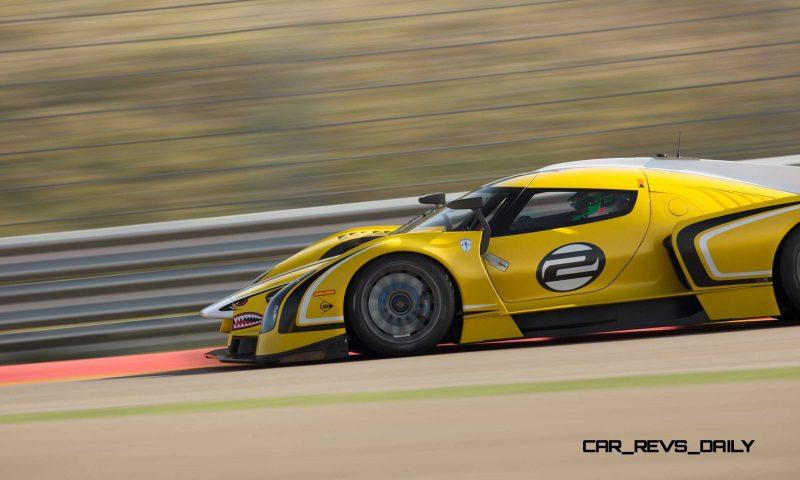 2016 Scuderia Cameron Glickenhaus SCG003C Competizione 36