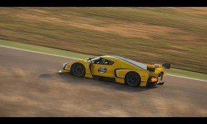 2016 Scuderia Cameron Glickenhaus SCG003C Competizione 44