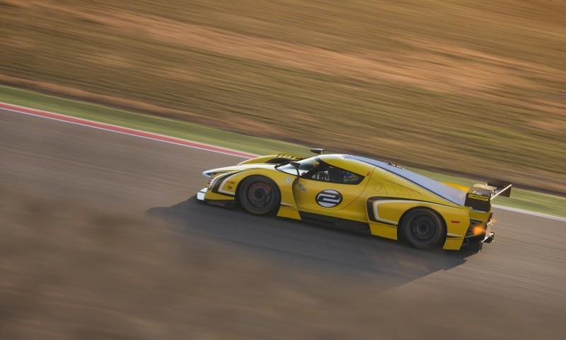 2016 Scuderia Cameron Glickenhaus SCG003C Competizione 49