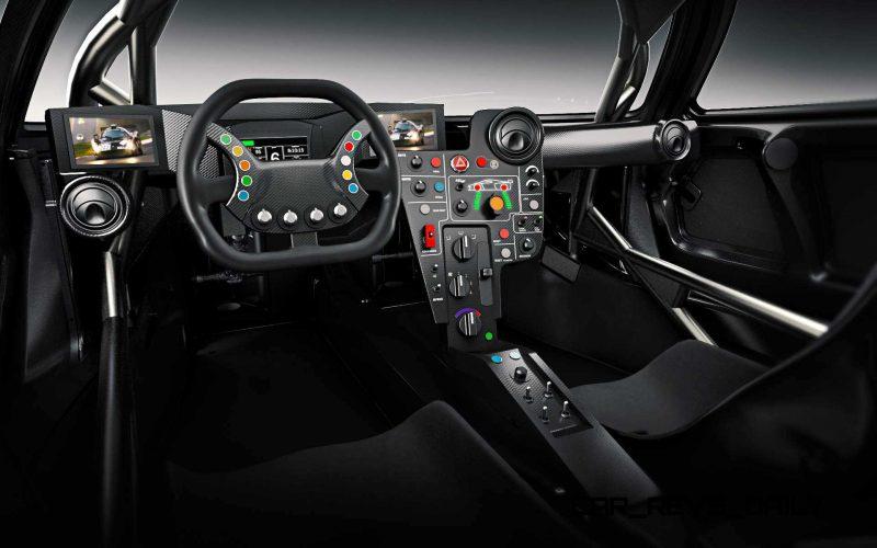 2016 Scuderia Cameron Glickenhaus SCG003C Competizione 7