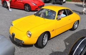 Amelia 2015 Highlights - 1962 Alfa Romeo Giulietta SZ 11