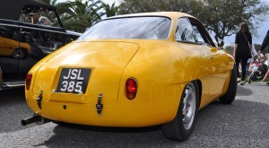 Amelia 2015 Highlights - 1962 Alfa Romeo Giulietta SZ 18