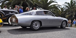 Amelia 2015 Highlights - 1962 Alfa Romeo Giulietta SZ 24