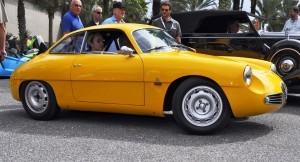 Amelia 2015 Highlights - 1962 Alfa Romeo Giulietta SZ 25