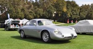 Amelia 2015 Highlights - 1962 Alfa Romeo Giulietta SZ 26