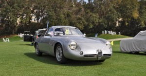 Amelia 2015 Highlights - 1962 Alfa Romeo Giulietta SZ 28