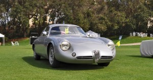 Amelia 2015 Highlights - 1962 Alfa Romeo Giulietta SZ 29