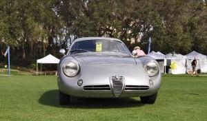 Amelia 2015 Highlights - 1962 Alfa Romeo Giulietta SZ 31