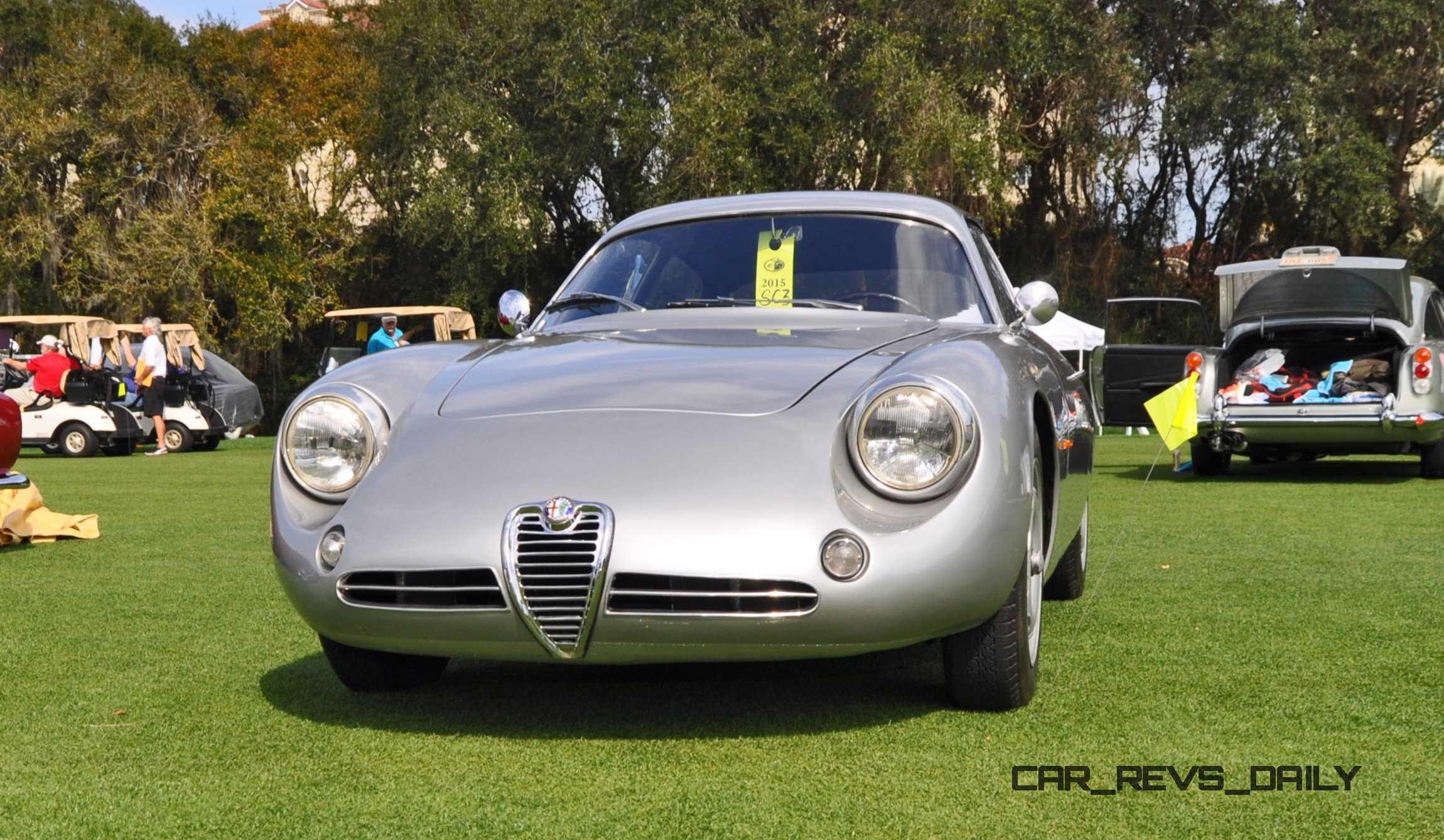 Amelia Highlights Alfa Romeo Giulietta Sz