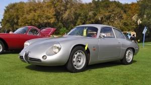 Amelia 2015 Highlights - 1962 Alfa Romeo Giulietta SZ 36