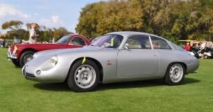 Amelia 2015 Highlights - 1962 Alfa Romeo Giulietta SZ 38
