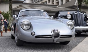 Amelia 2015 Highlights - 1962 Alfa Romeo Giulietta SZ 4