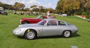 Amelia 2015 Highlights - 1962 Alfa Romeo Giulietta SZ 40