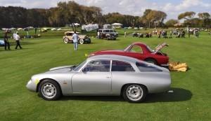 Amelia 2015 Highlights - 1962 Alfa Romeo Giulietta SZ 41