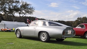 Amelia 2015 Highlights - 1962 Alfa Romeo Giulietta SZ 44