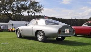 Amelia 2015 Highlights - 1962 Alfa Romeo Giulietta SZ 45