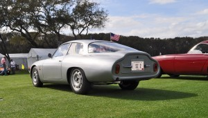Amelia 2015 Highlights - 1962 Alfa Romeo Giulietta SZ 46