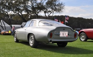 Amelia 2015 Highlights - 1962 Alfa Romeo Giulietta SZ 47