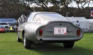 Amelia 2015 Highlights - 1962 Alfa Romeo Giulietta SZ 49