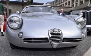 Amelia 2015 Highlights - 1962 Alfa Romeo Giulietta SZ 5