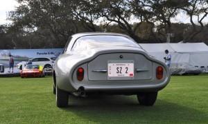 Amelia 2015 Highlights - 1962 Alfa Romeo Giulietta SZ 50