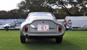 Amelia 2015 Highlights - 1962 Alfa Romeo Giulietta SZ 51