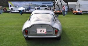 Amelia 2015 Highlights - 1962 Alfa Romeo Giulietta SZ 53