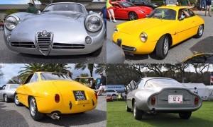 Amelia 2015 Highlights - 1962 Alfa Romeo Giulietta SZ 8